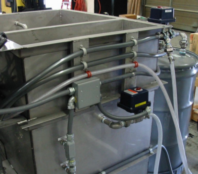 Wastewater Processing Systems
